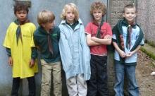 Scrapheap Challenge team